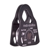 Rock Exotica Mini Machined Pulley Single Black  P21-B
