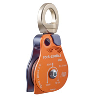 "Rock Exotica Omni-Block 2.0"" Single Pulley P53-R"