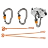 Zip Line Lanyard Kit with Pulley